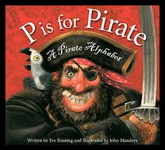 Book P is For Pirate