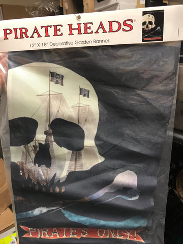 Banner Pirates Only