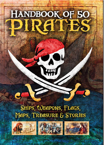Book Handbook of Pirates