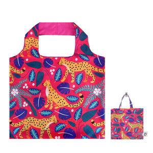 New Leopards Print Shopping Bag