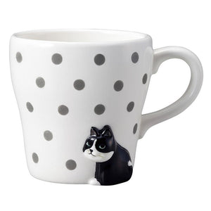 Frenchy Animal Mug Cat