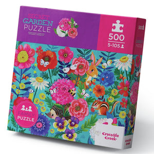 Crocodile Creek: 500pc Family Puzzle Secret Garden