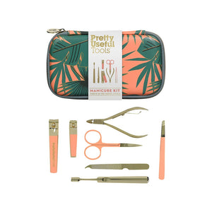 Manicure Kit Coral Reef