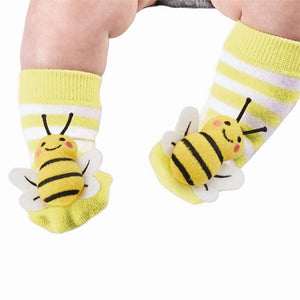 Rattle Socks Insect Bee