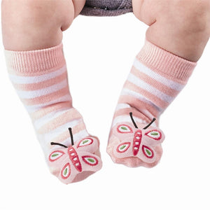 Rattle Socks Insect Butterfly