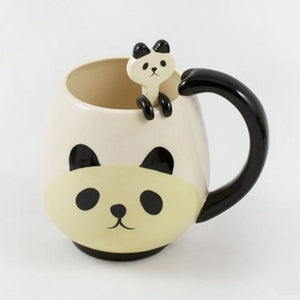 Cup & Spoon set Panda