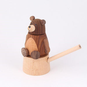 Wooderful Life: Bear Sharpener