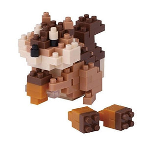 Nanoblock: Squirrel