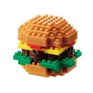 Nanoblock: Hamburger