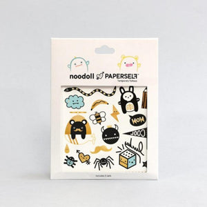 Tattoo Noodoll Paperself WOW