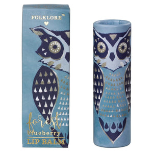 Folklore Lip Balm Blueberry