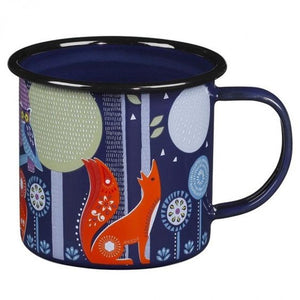 Folklore : Enamel Mug - Night