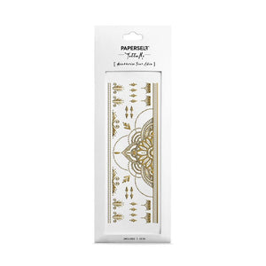 Paperself: Tattoos Henna Gold