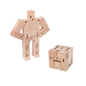 Areaware: Cubebot Micro Natural