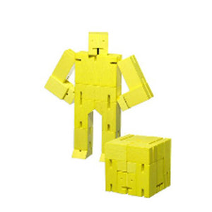 Cubebot : Micro Yellow