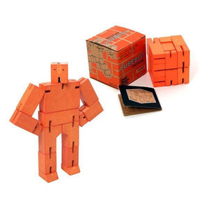 Areaware: Cubebot Micro Orange