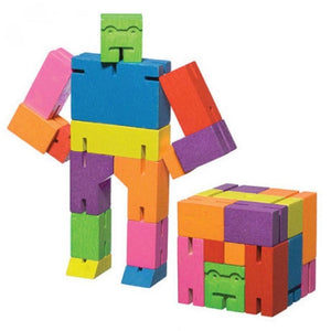 Cubebot : Micro Mixed Colors