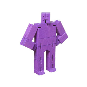 Areaware: Cubebot Micro Purple