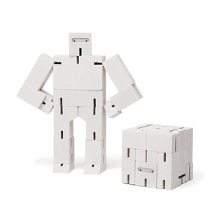 Areaware: Cubebot Micro White