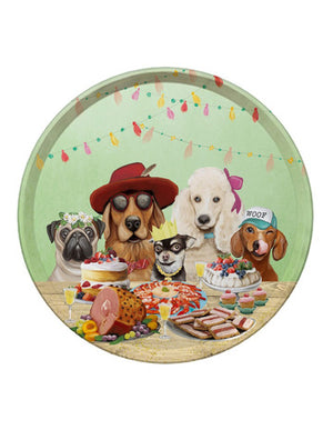 Celebrations Tray Canine Cuties
