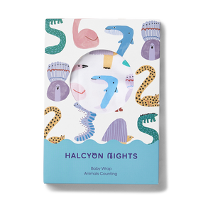 Halcyon Nights: Baby Wrap Animals Counting