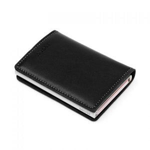 Secrid: Slimwallet Black Leather