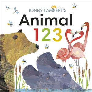 Johnny Lambert's Animal 123 Book