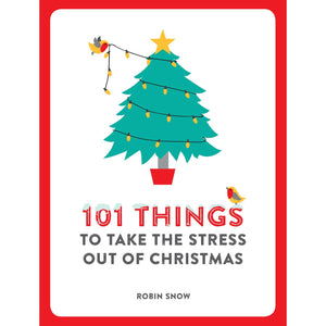 100 Things to do to take the stress out