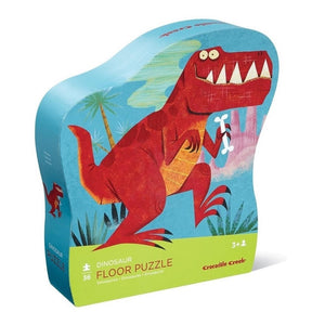 Crocodile Creek: 36pc Puzzle Dinosaur