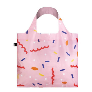 Loqi: Confetti Shopping Bag