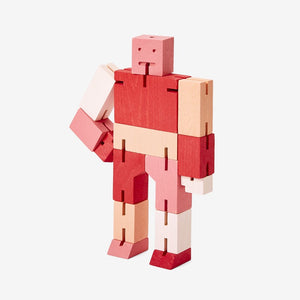 Areaware: Cubebot Capsule Collection Micro - Red