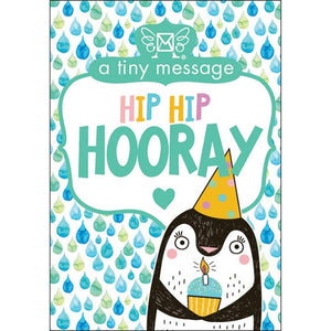 Tiny Treasures: Hip Hip Hooray