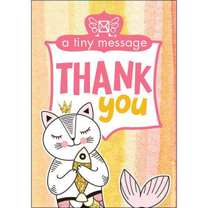 Tiny Treasures: Thank You