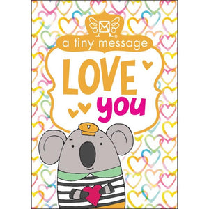 Tiny Treasures: Love You
