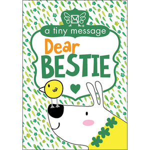 Tiny Treasures: Dear Bestie