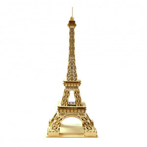 Kigumi: Wooden Model Large Eiffel Tower