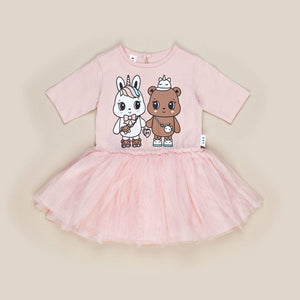 Huxbaby: Furry Friends Ballet Dress