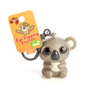 Eye Popping Keyring Koala