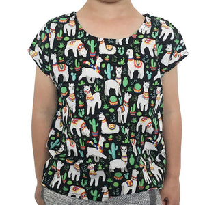 Alpacas Kids Top