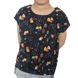 Jennifer Bouron Nights Kids Top