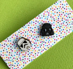 Milk Thieves: Vader Trooper Studs
