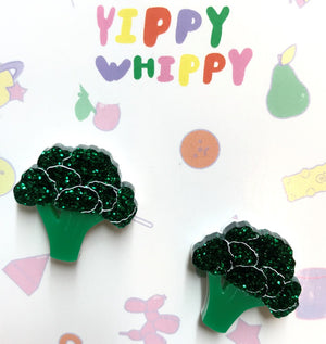 Yippy Whippy: Broccoli Studs