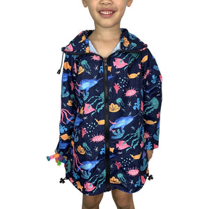 Raincoat: Tropical Seas Kid
