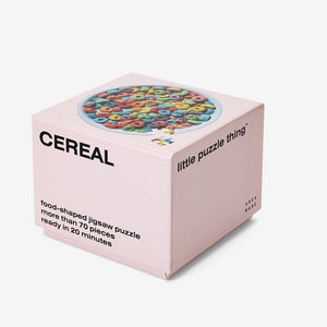 Areaware: Little Cereal Puzzle