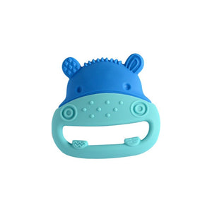 Sensory Teether Hippo Lucas