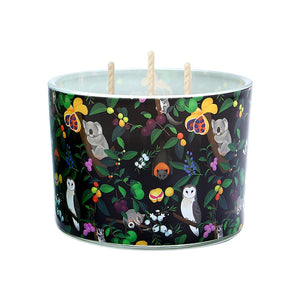Candle Tri-Wick: Night Tucker