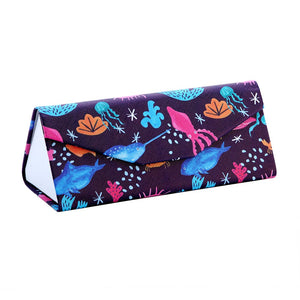 Glasses Case: Tropical Seas
