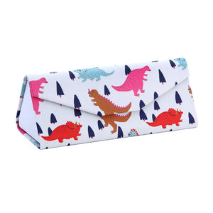 Glasses Case: Dinos