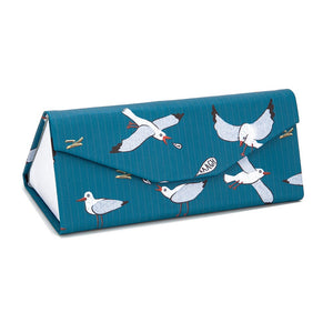 Glasses Case: Seagulls