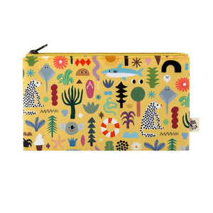 Pencil Case: Min Pin Beach Party